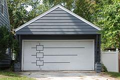 Billenő szerkezetű garázskapu