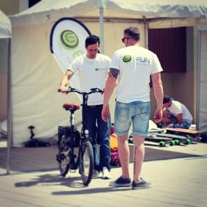 Átfogó elektromos kerékpár teszt