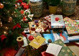 Az ajándékok beszerzése