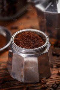 kotyogós kávéfőző