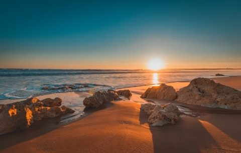 Portugál tengerpart