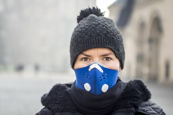 Egészséges a kerékpáros maszk használata