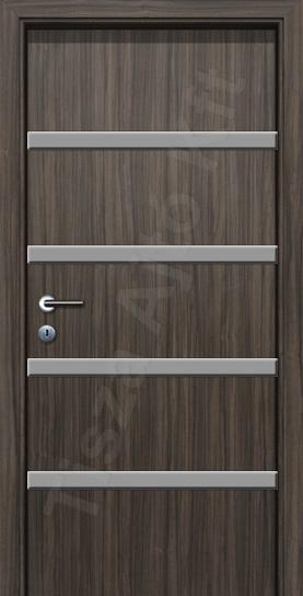 beltéri ajtó panelba